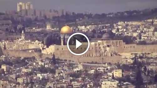 გულის ძახილი - აღდგომა იერუსალემში