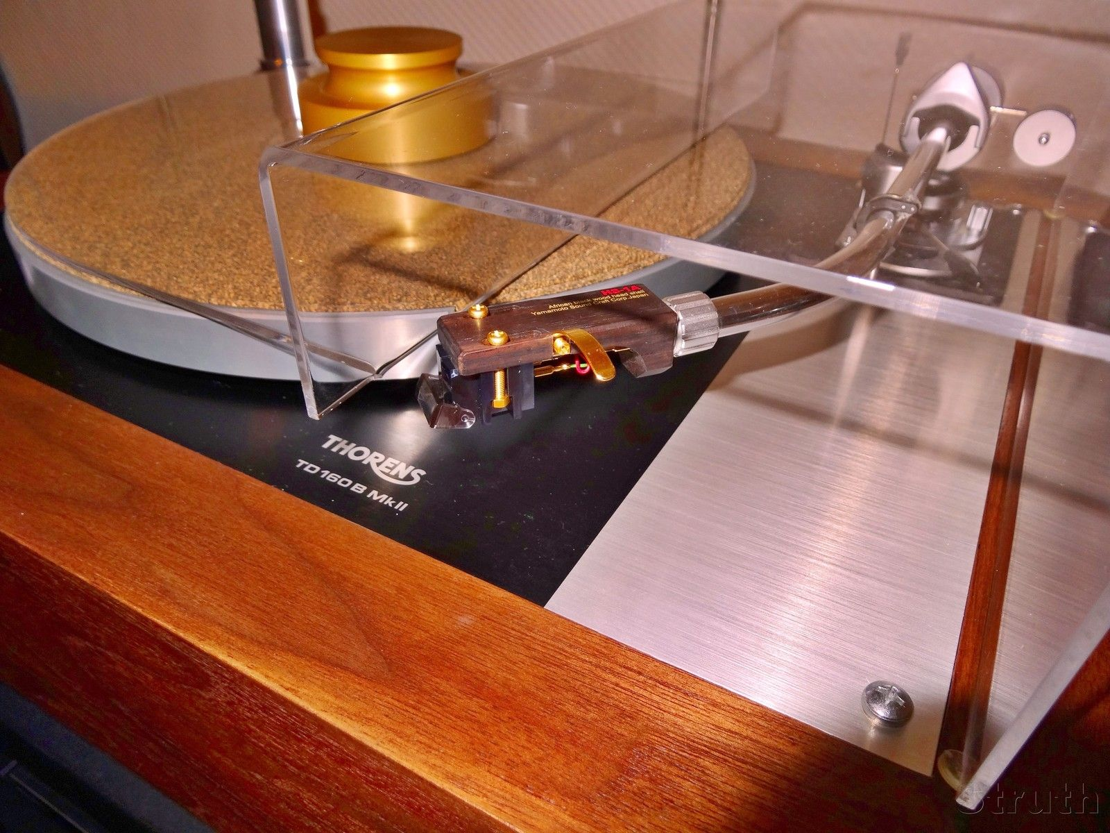 Thorens TD 160 B Mk II Upgrade or change?? [Archive] - The