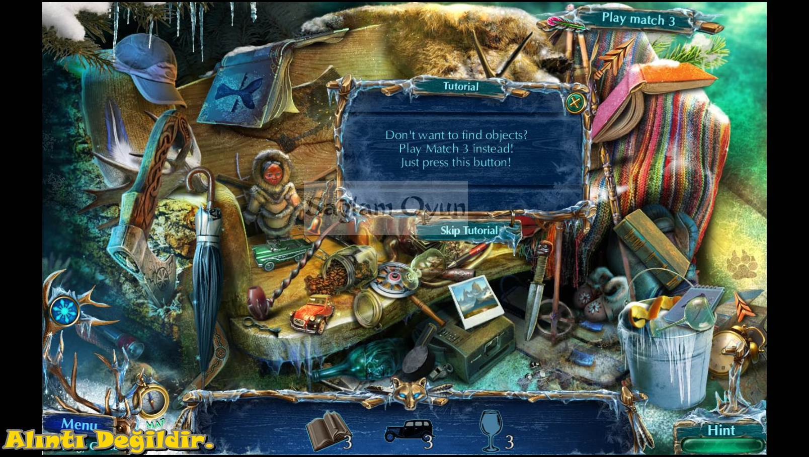 Mystery Tales 3: Alaskan Wild Collector's Edition
