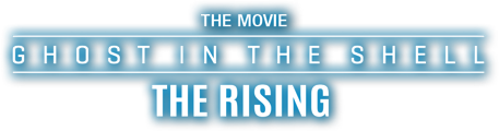 ghost in the shell the rising logo