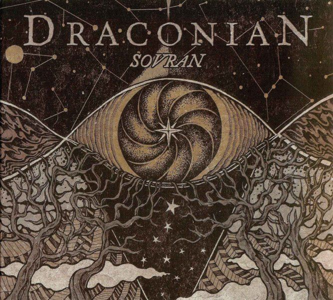 Draconian - Sovran (Limited Edition Digipak) (2015) - Metal