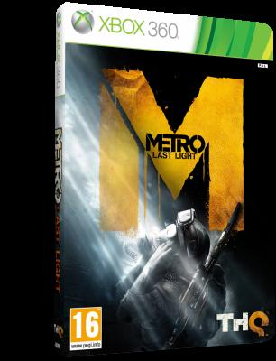 [XBOX360] Metro: Last Light (2013) - FULL ITA
