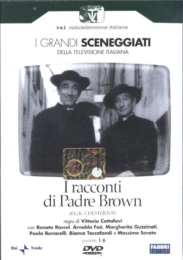 I racconti di padre Brown (1971) .avi DVDRip Ac3 ITA