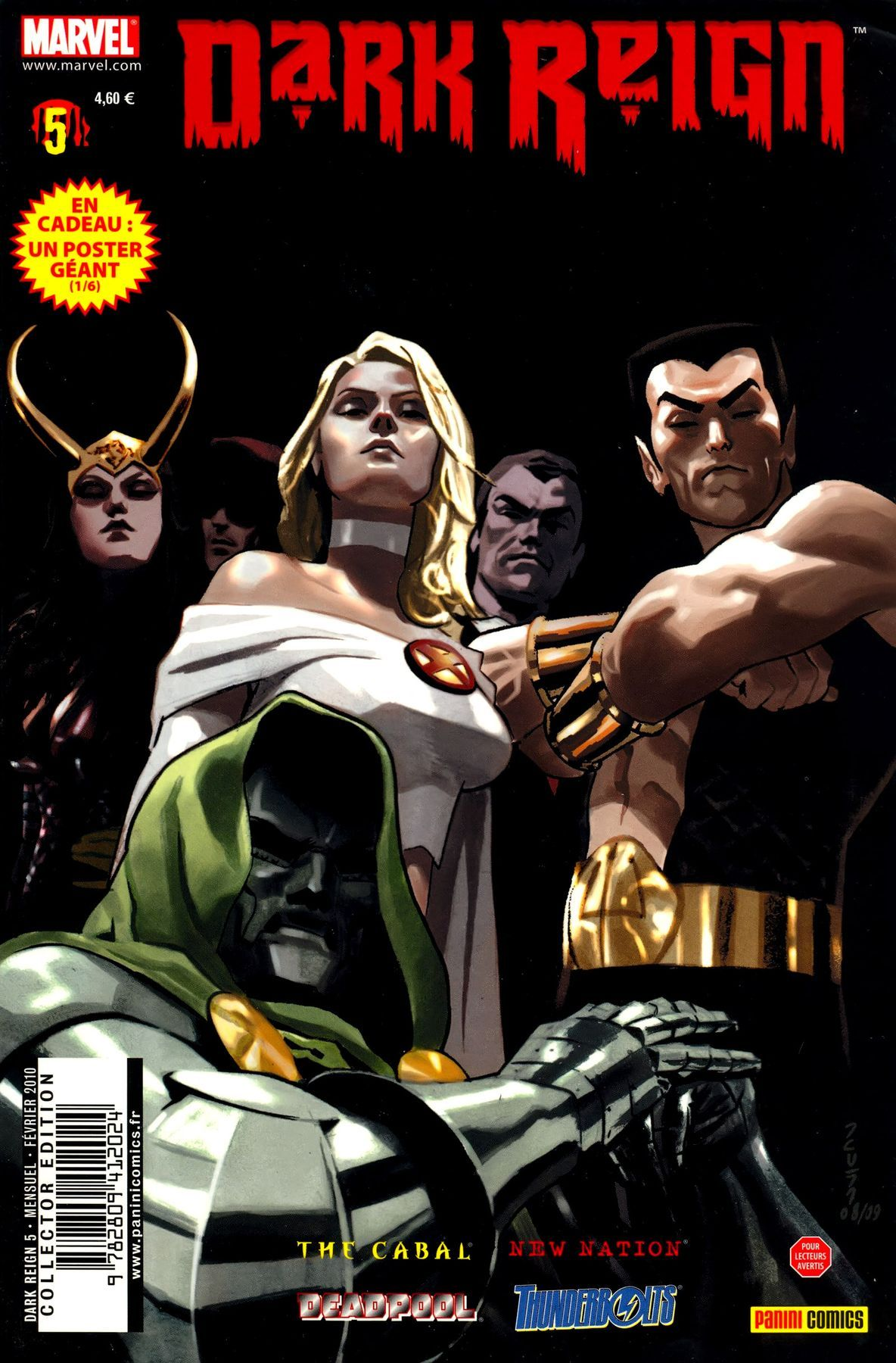 Dark Reign Tome 05 French