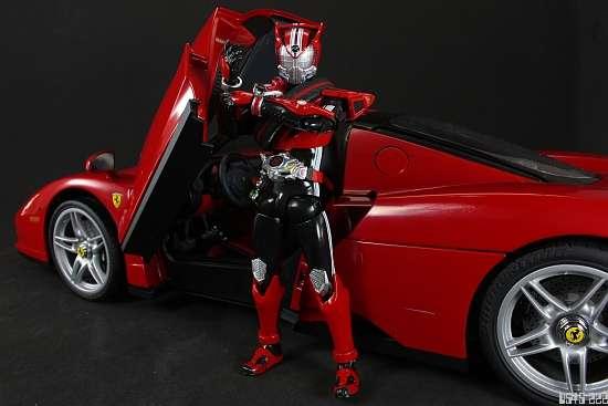 [Review] S.H. Figuarts Kamen Rider Drive type SPEED KMMl7u