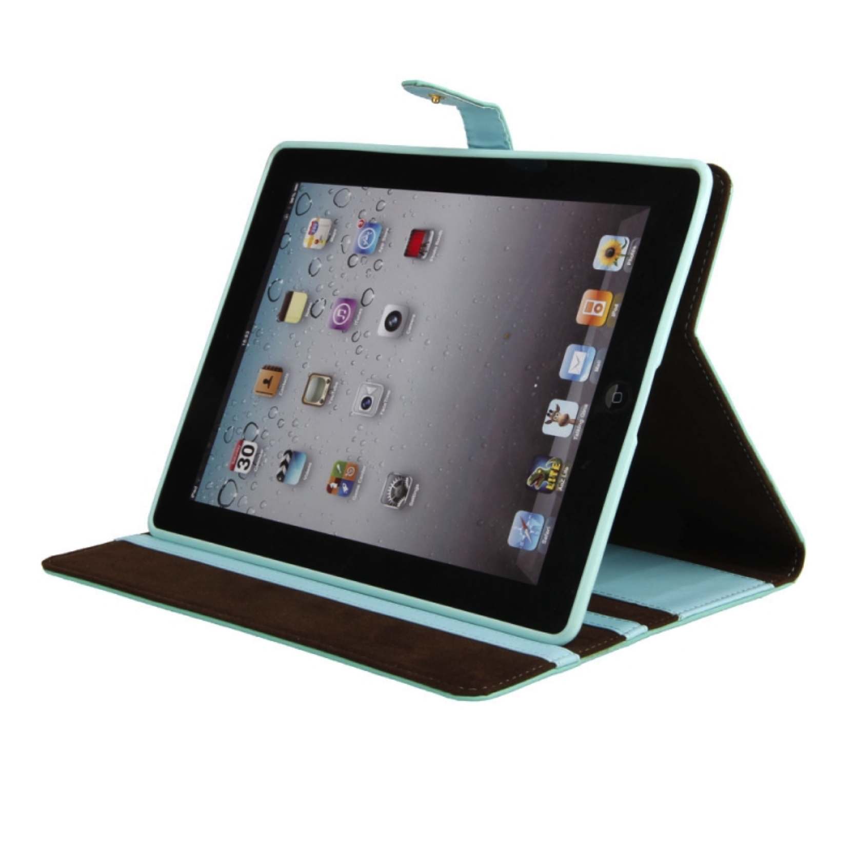 housse coque etui en cuir ipad 2 3 4 5 air ipad mini stylet ebay. Black Bedroom Furniture Sets. Home Design Ideas