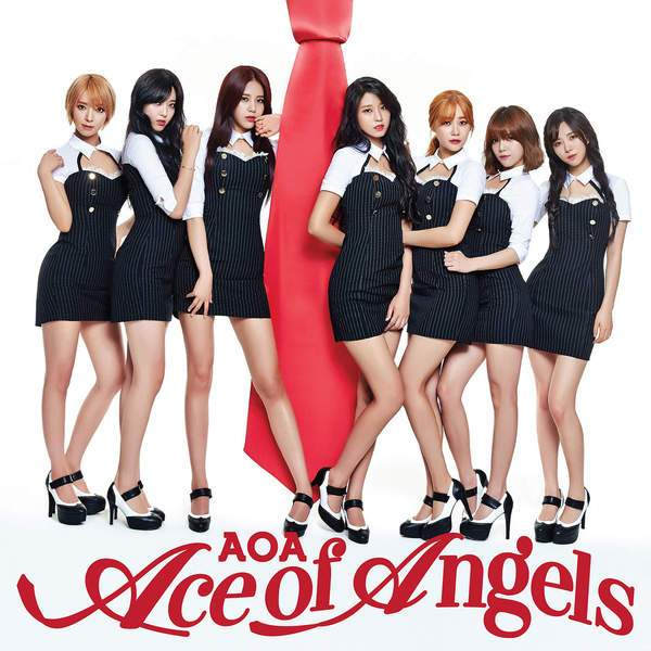 Download [Album] AOA – Ace of Angels [Japanese]