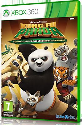 [XBOX360] Kung Fu Panda: Showdown of Legendary Legends (2015) - SUB ITA