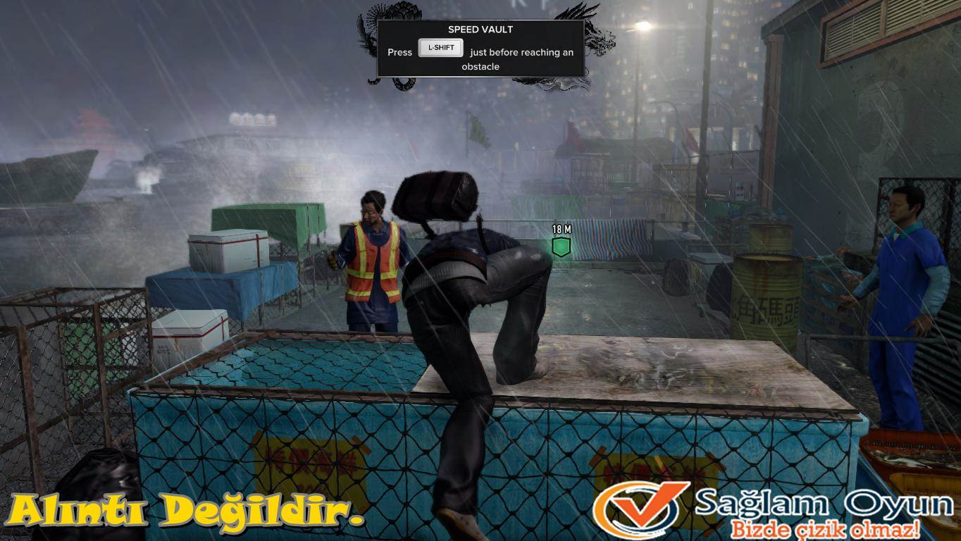 Sleeping Dogs Definitive Edition Repack