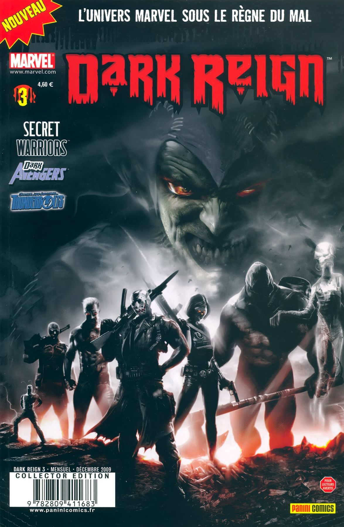 Dark Reign Tome 03 French