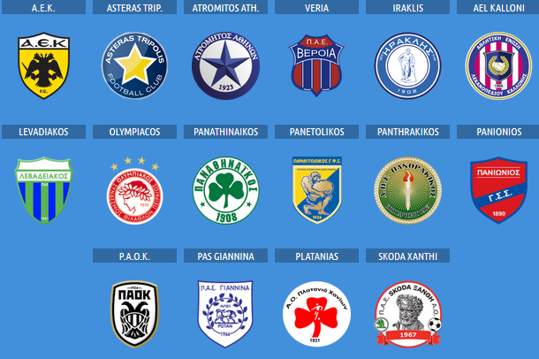 Griechische Super League