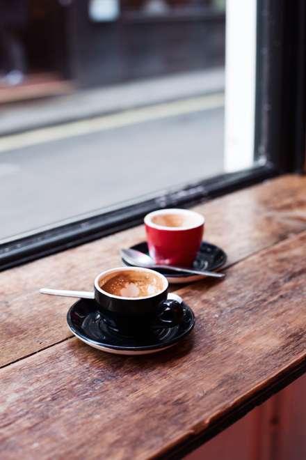Framboise Fashion 5令人惊叹的咖啡店伦敦SOHO研磨