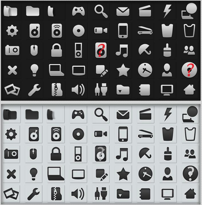 Token Iconpack Installer