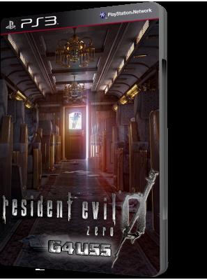 [PS3] Resident Evil 0 HD REMASTER (PSN)(2016) - SUB ITA