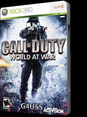[XBOX360] Call of Duty: World at War (2008) - FULL ITA