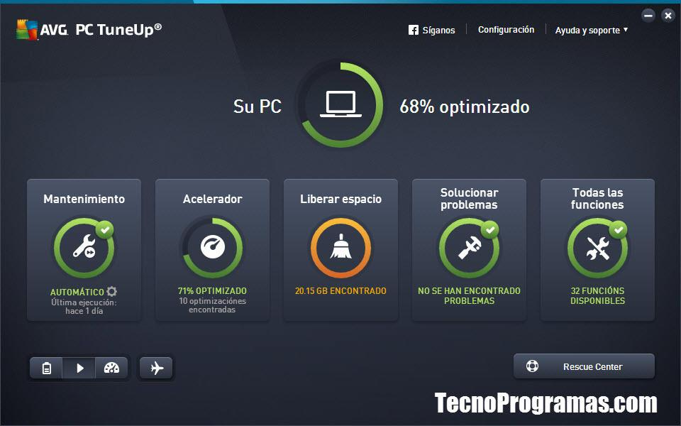 avg-pc-tuneup-pc-optimizado