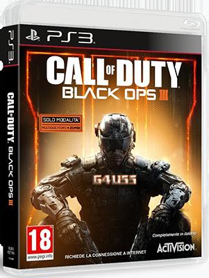 [PS3] Call of Duty: Black Ops III - Awakening DLC (PSN)(2016) - FULL ITA