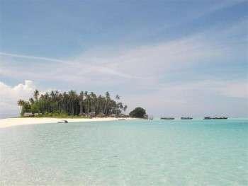 Sibuan near Sipadan Island