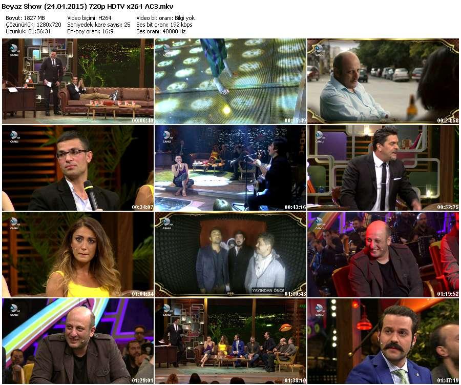 Beyaz Show (24.04.2015) 720p HDTV x264 AC3