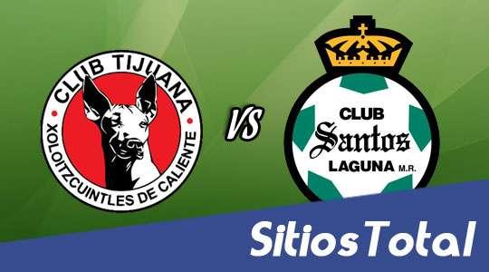 Ver Xolos Tijuana vs Santos en Vivo – J3 Clausura 2016 – Viernes 22 de Enero del 2016