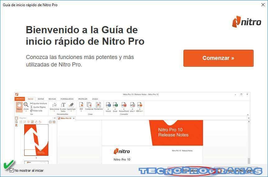 nitro pdf download gratis