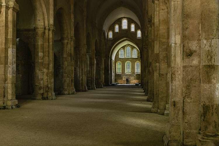 Premiers essais en architecture religieuse 1XM9c3