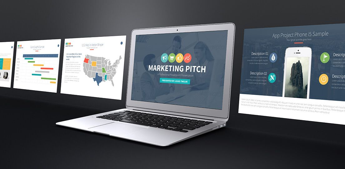 Investor Pitch Deck PowerPoint Template - 6