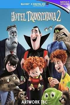 Hotel Transylvania 2 - 2015 BluRay (m720p - m1080p) Türkçe Dublaj MKV indir