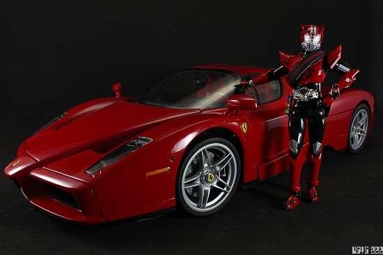 [Review] S.H. Figuarts Kamen Rider Drive type SPEED JfuvOx