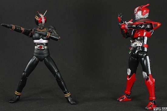 [Review] S.H. Figuarts Kamen Rider Drive type SPEED JmAi0G