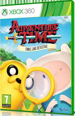 [XBOX360] Adventure Time: Finn and Jake Investigations (2015) - SUB ITA