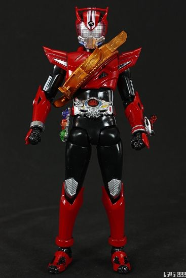 [Review] S.H. Figuarts Kamen Rider Drive type SPEED 9cd4Xg