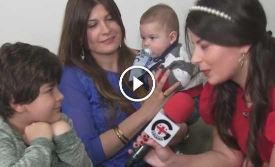 გულის ძახილი - სტუმრად ქართველი ემიგრანტების ოჯახში (ისრაელში)
