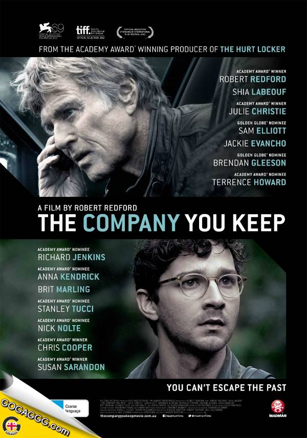 The Company You Keep | ბინძური თამაშები