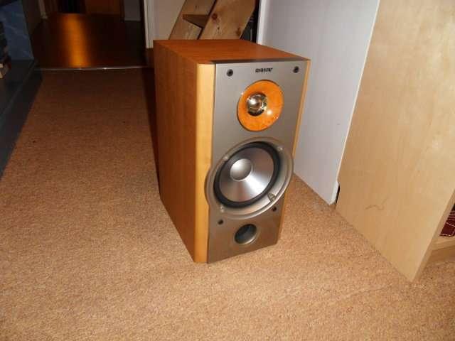 Sony SS-NX1 speakers - HiFi Subjectivist ¦ Audio Forum ¦ Richard