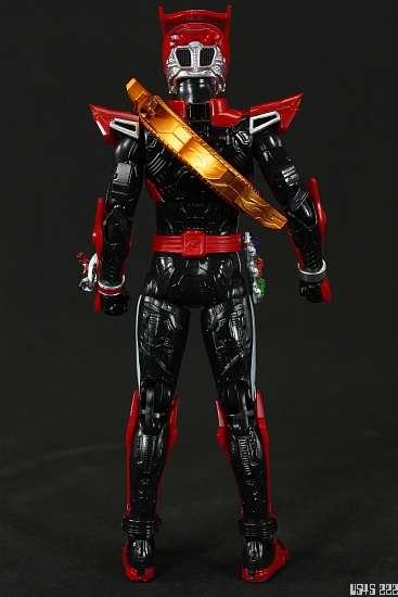 [Review] S.H. Figuarts Kamen Rider Drive type SPEED VKO09I
