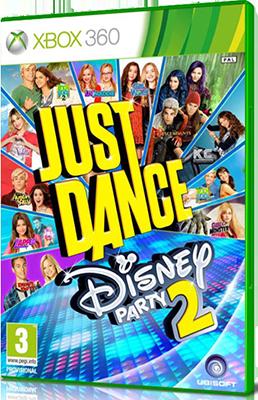 [XBOX360] Just Dance: Disney Party 2 (2015) - SUB ITA