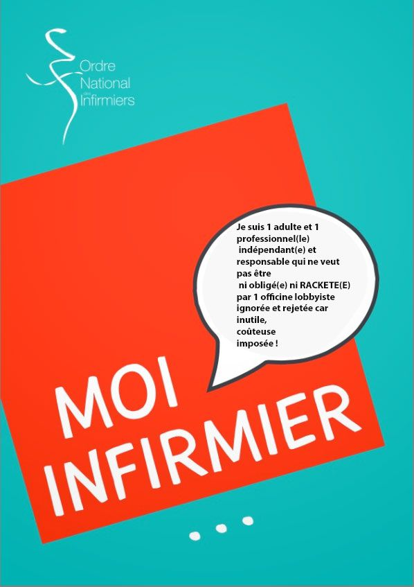 Les campagnes d'information de l'Ordre > Moi Infirmier... LlkFAn