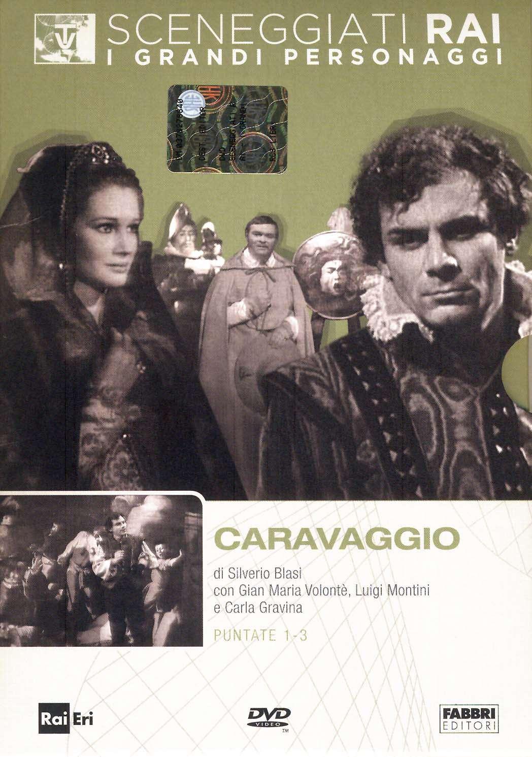 Sceneggiati RAI - Caravaggio (1967) .avi DVDRip Ac3 ITA