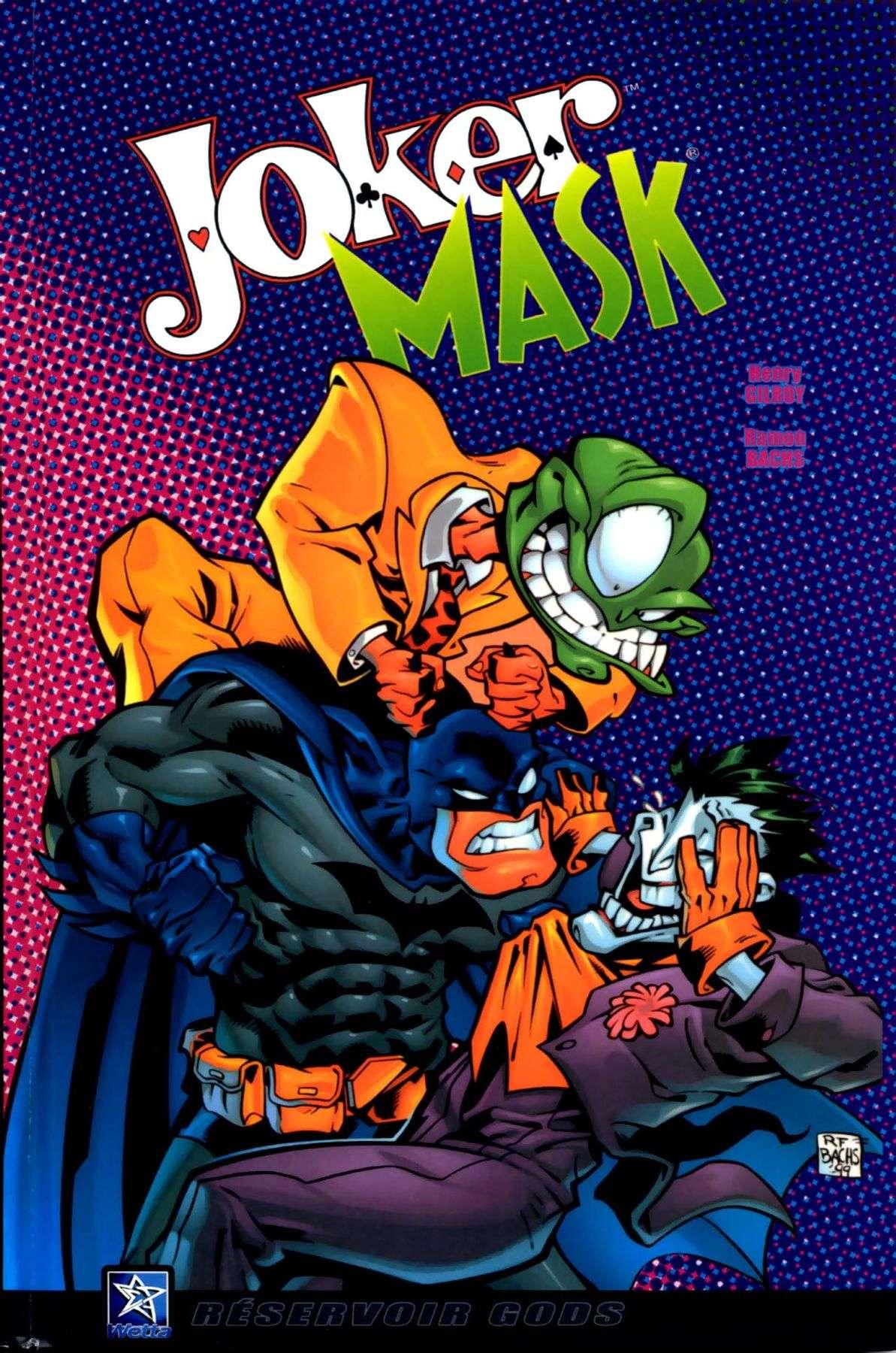 Joker vs Mask One Shot French