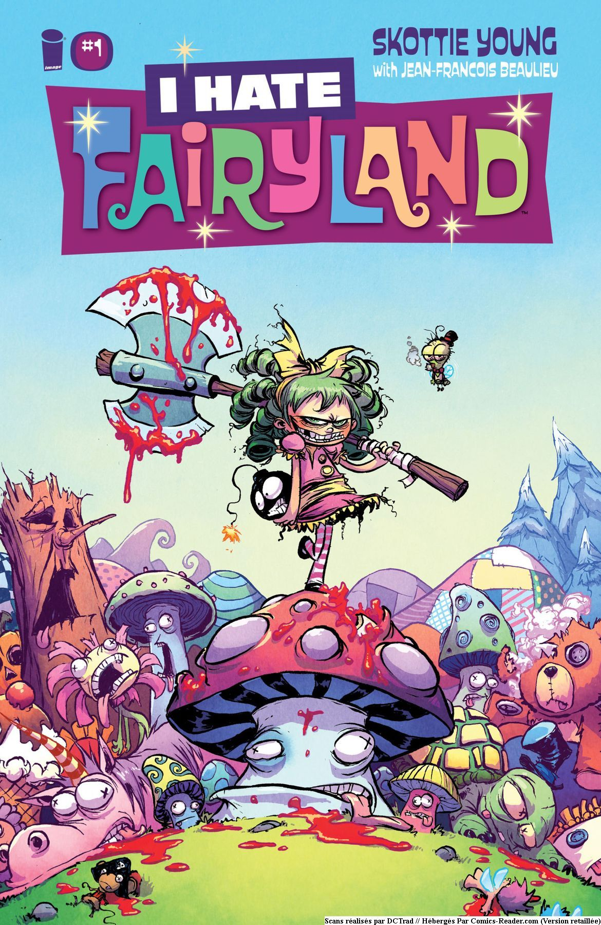 I hate Fairyland Tome 01