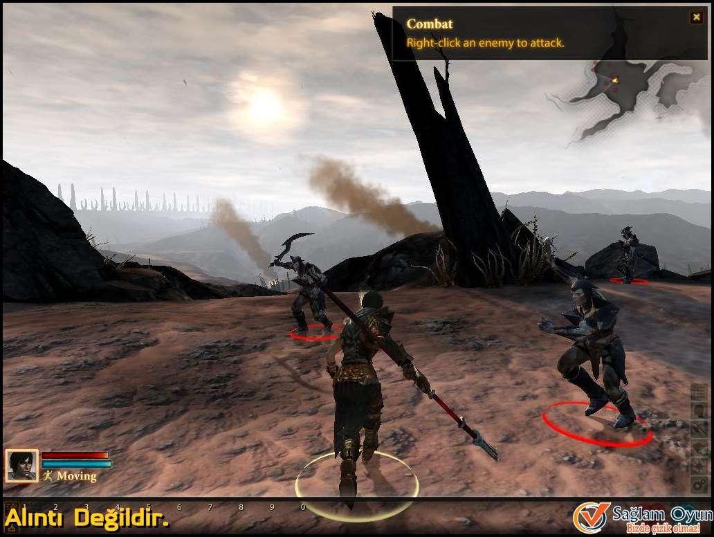 Dragon Age 2-4