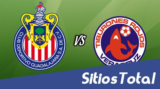 Ver Chivas vs Veracruz en Vivo – J1 Clausura 2016 – Domingo 10 de Enero del 2016