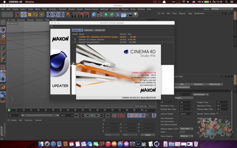 Cinema 4D Studio R17 032 (VRAY 1 9)(DVD Retail)[MAC] | SerbianForum