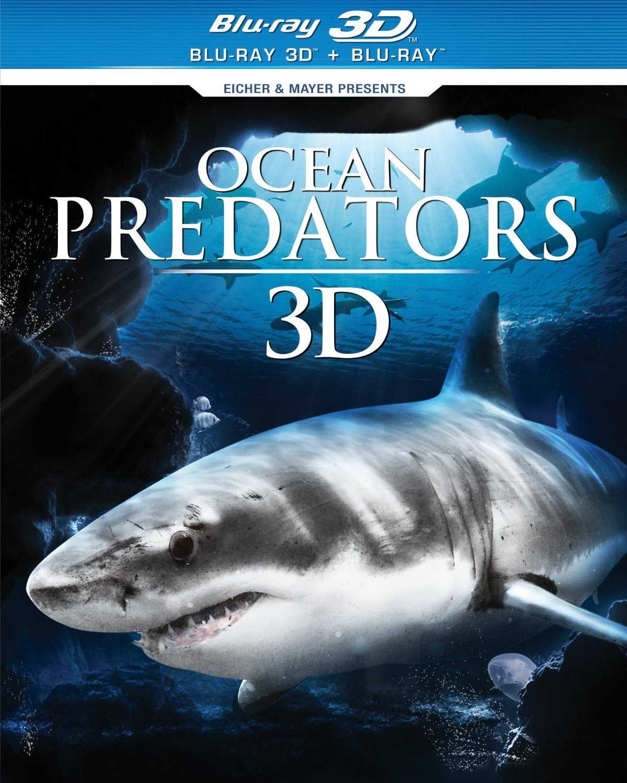 Ocean Predators (2013) Bluray Full [3D-2D] AVC DTS-HD ENG DTS ITA Sub - DB