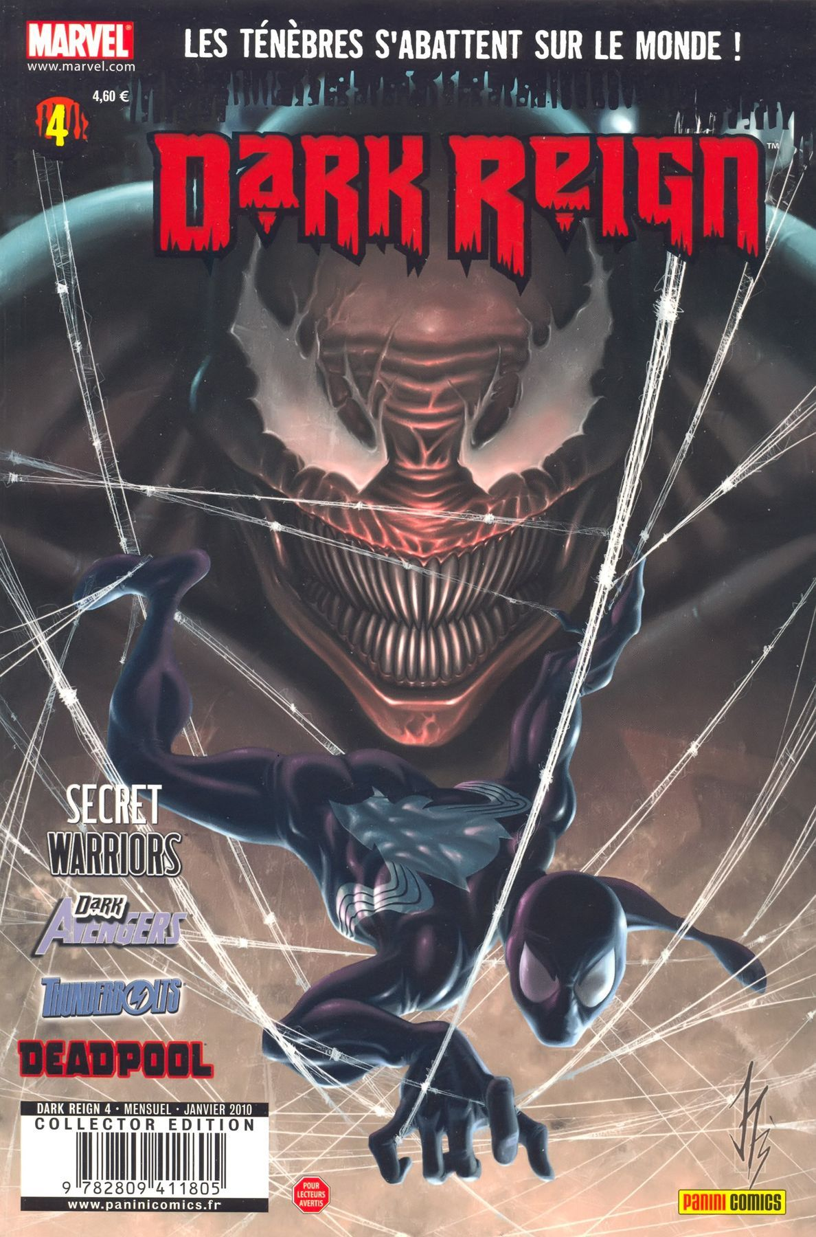 Dark Reign Tome 04 French