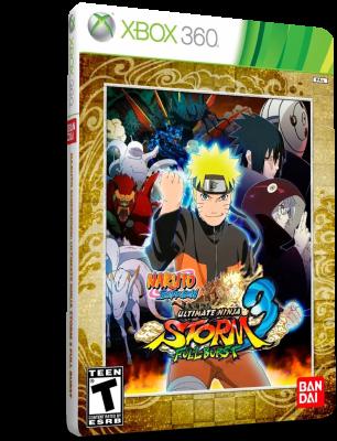 [XBOX360] Naruto Shippuden: Ultimate Ninja Storm 3 - Full Burst (2013) - SUB ITA