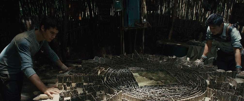 Bėgantis labirintu / The Maze Runner (2014)