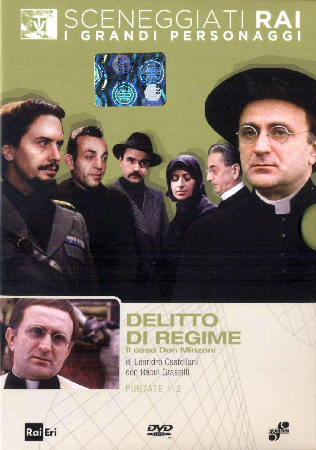 Sceneggiati RAI - Delitto di regime Il caso Don Minzoni (1973) .avi DVDRip Ac3 ITA