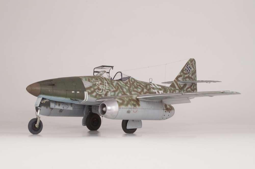 Me 262 Tamiya 1/48 EQEe84